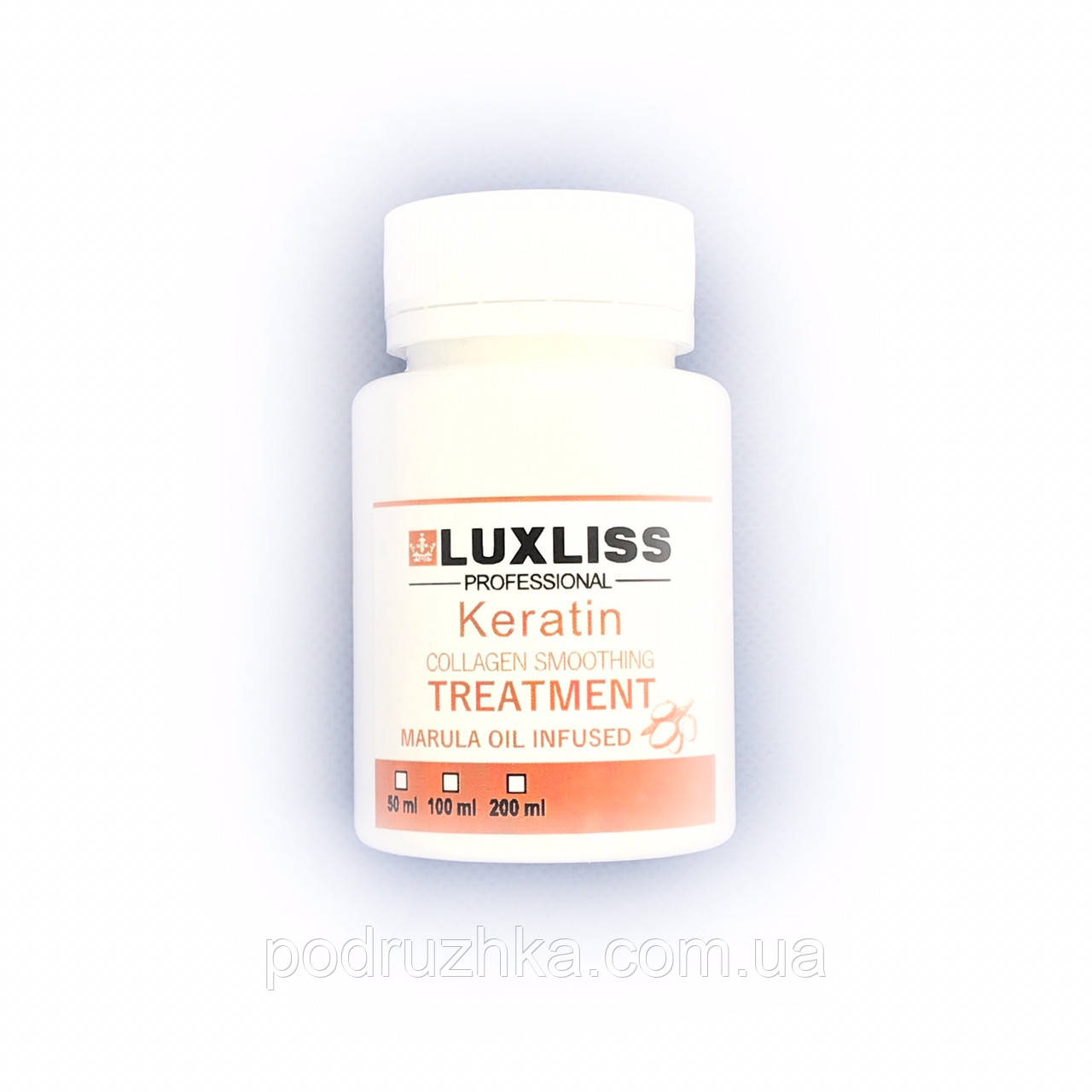 Luxliss Collagen Smoothing Repair System Кератин для выпрямления волос, 100 мл (разлив)