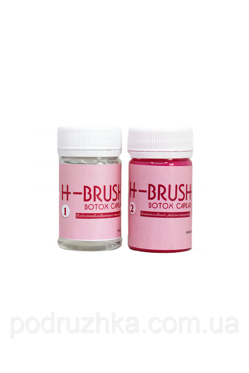 Бoтoкc для волос Honma Tokyo H-Brush B.Tox Pink 50/100 мл