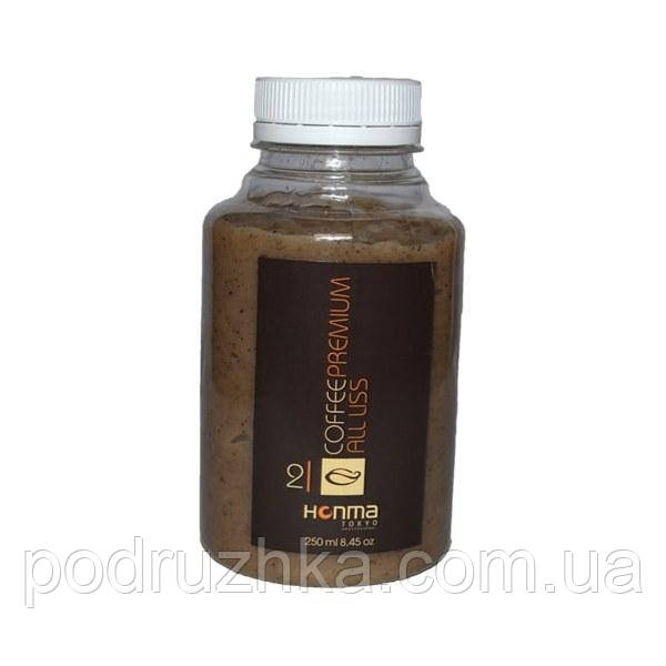 Honma Tokyo Coffee Premium Кератиновый состав (шаг 2) 200 мл