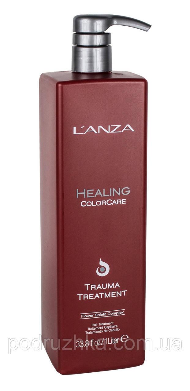 Lanza trauma treatment Интенсивное восстановление для окрашенных волос (Maска) ph: 5.5, 1000 мл