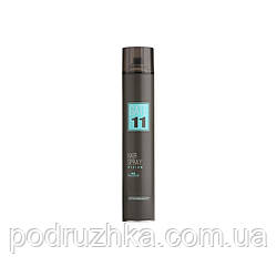 Сухой лак средней фиксации Emmebi GATE11 Hair Spray Medium, 500 ml