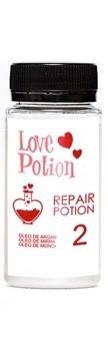 Кератин Love Potion Repair Óleo De Argan, 50 мл