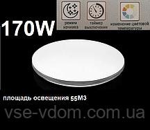 Светодиодный светильник с пультом управления Biom 170W
