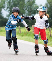 Защита на руки и ноги для детей