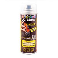 """Аэрозольная краска с эффектом """"Жидкая резина"""" прозрачная Dupli Color 400 мл"""