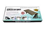 Подставка на телевизор/монитор Screen Top Shelf Черный (n-534), фото 7