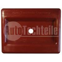Накладка подушки пластиковой рессоры красная Mercedes Benz Sprinter/VW LT
