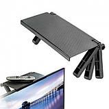 Подставка на телевизор/монитор Screen Top Shelf Черный (n-534), фото 3
