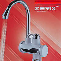 Кран водонагреватель проточного типа Zerix