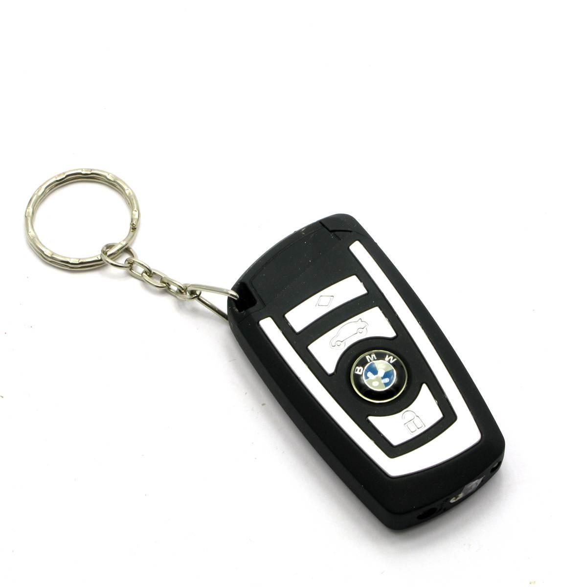 """Запальничка оригінальна у вигляді ключа """"BMW"""" газова подарунок сувенір"""