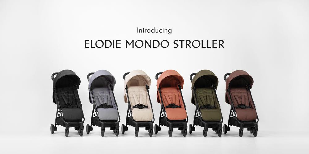 ELODIE - MONDO! NEW