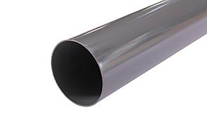 Труба водостічна діаметр 100 мм водостічної системи Profil 130 мм Польща