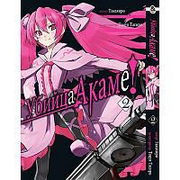 Манга Убийца Акаме! Том 02 | Akame ga Kill!