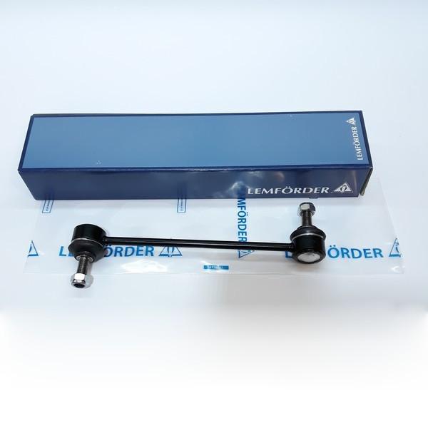 Стойка стабилизатора Citroen DS4, DS5 (2011-) 26653 01 Ситроен DS4, DS5. Перед. LEMFORDER Европа