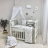 Baby Design Stars сірий, фото 3