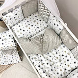 Baby Design Stars сірий, фото 5