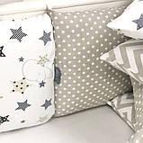 Baby Design Stars сірий, фото 7
