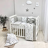 Baby Design Stars сірий, фото 9