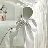 Постільний набір в ліжечко Kolibri білий, фото 10