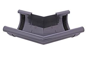 Кут жолоба зовнішній графіт 135 градусів Profil 130/100