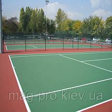 Акриловое покрытие для теннисного корта EPUFLOOR COMFORT IS PLUS, фото 3