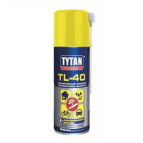 Техническая смазка-аэрозоль Tytan TL-40 150 мл