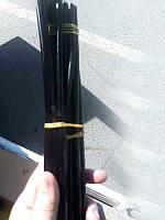 Клей силикон для термопистолета ТОНКИЙ черный (7,1мм) 10шт