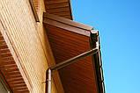 Ливнеприемник левый красный  130/100 Profil, фото 8