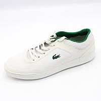 Повседневные кроссовки мужские белые низкие демисезонные Размер:44,5.