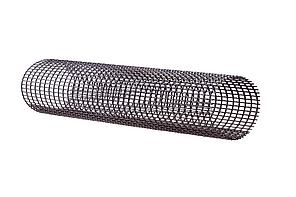 Захисна сітка від листя Levex medium 2 метри водостічної системи Profil 130 мм Польща