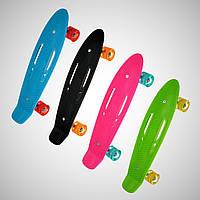 Детский скейт Пенни борд ( роликовая доска для детей и подростков )