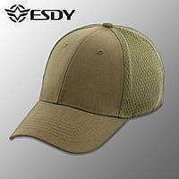 """🔥 Кепка тактическая """"Esdy -  Summer"""" (олива) бейсболка, кепка зсу, кепка нацгвардии, для охоты"""