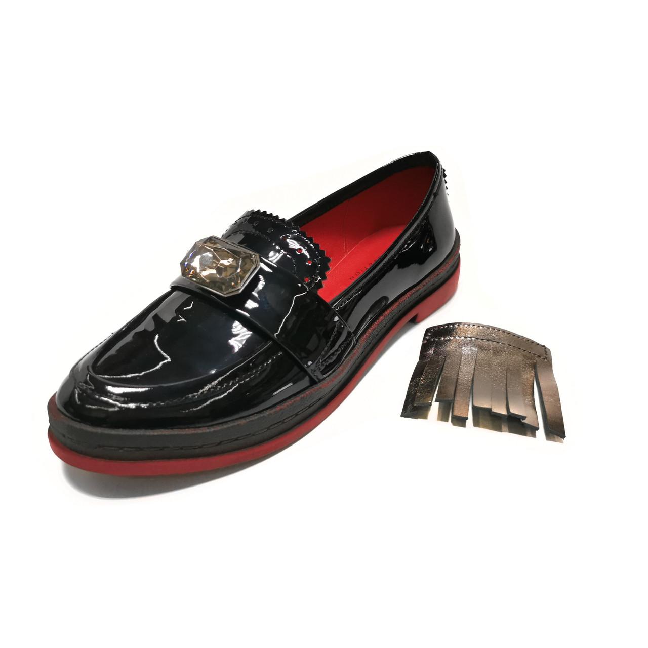 Туфлі лофери esve less