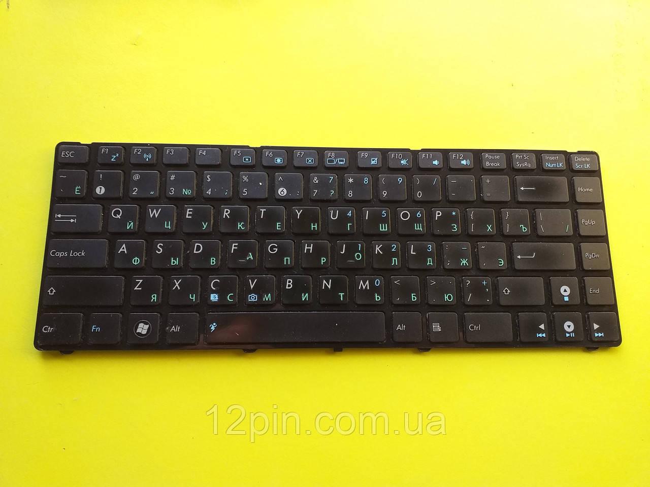 Клавиатура Asus K42J б.у. оригинал.