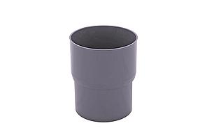 З'єднувач труби діаметр 100 мі водостічної системи Profil 130 мм Польща