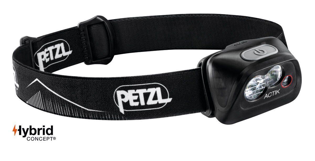 Фонарь налобный Petzl ACTIK® black (E099FA00)