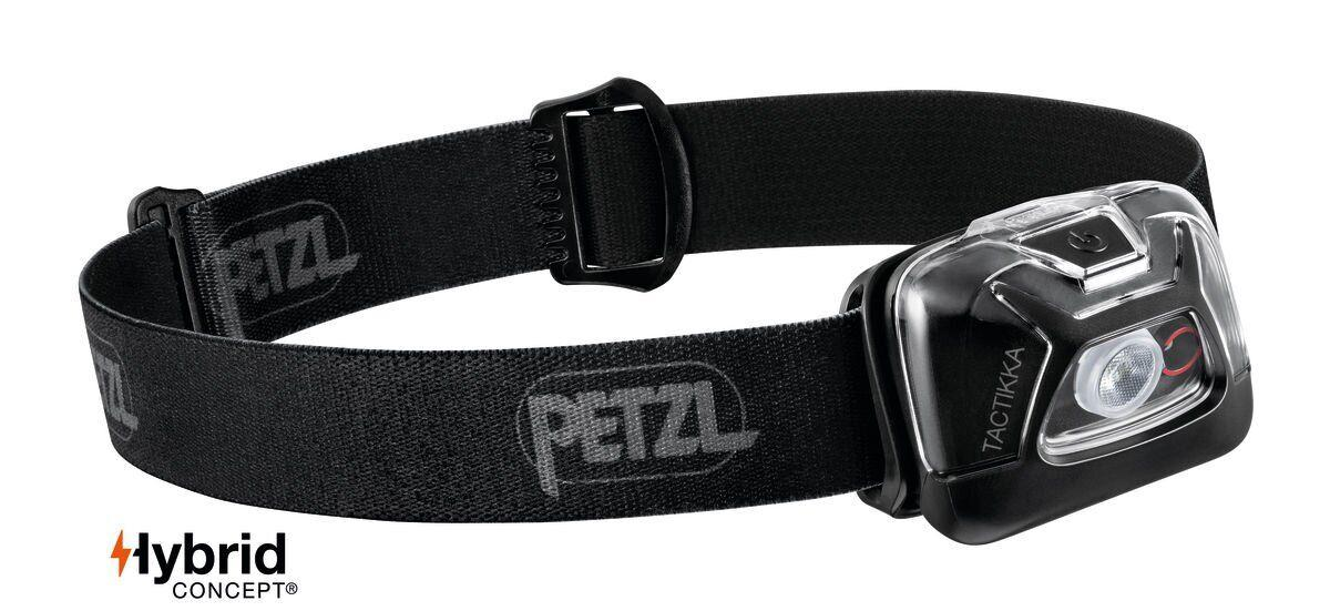 Фонарь налобный Petzl TACTIKKA® black (E093HA00)