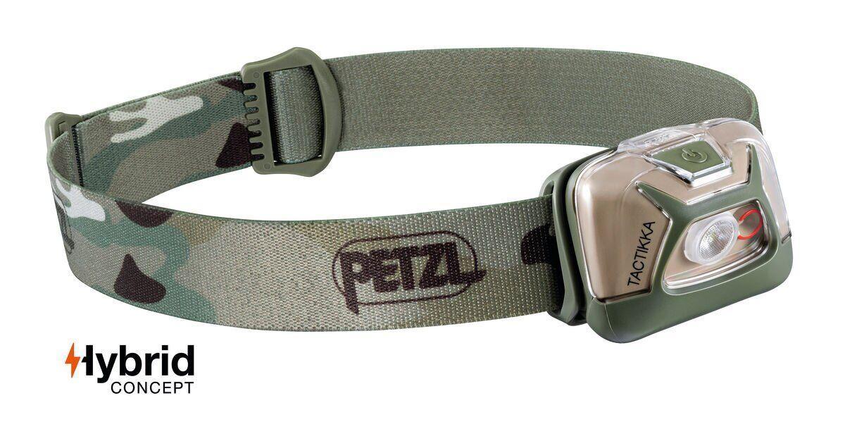 Фонарь налобный Petzl TACTIKKA® camo (E093HA01)