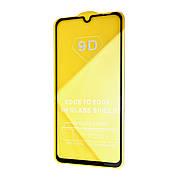 Защитное стекло Full Cover 9D на Xiaomi Mi A3 Black