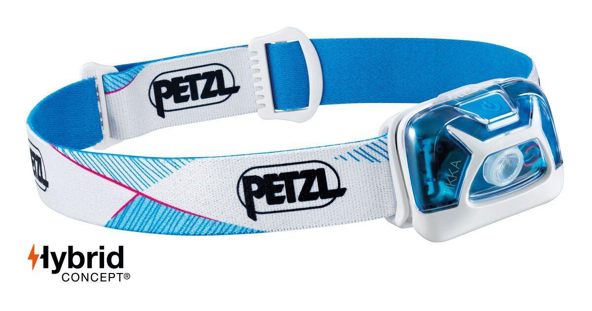 Фонарь налобный Petzl TIKKA® white (E093FA03)