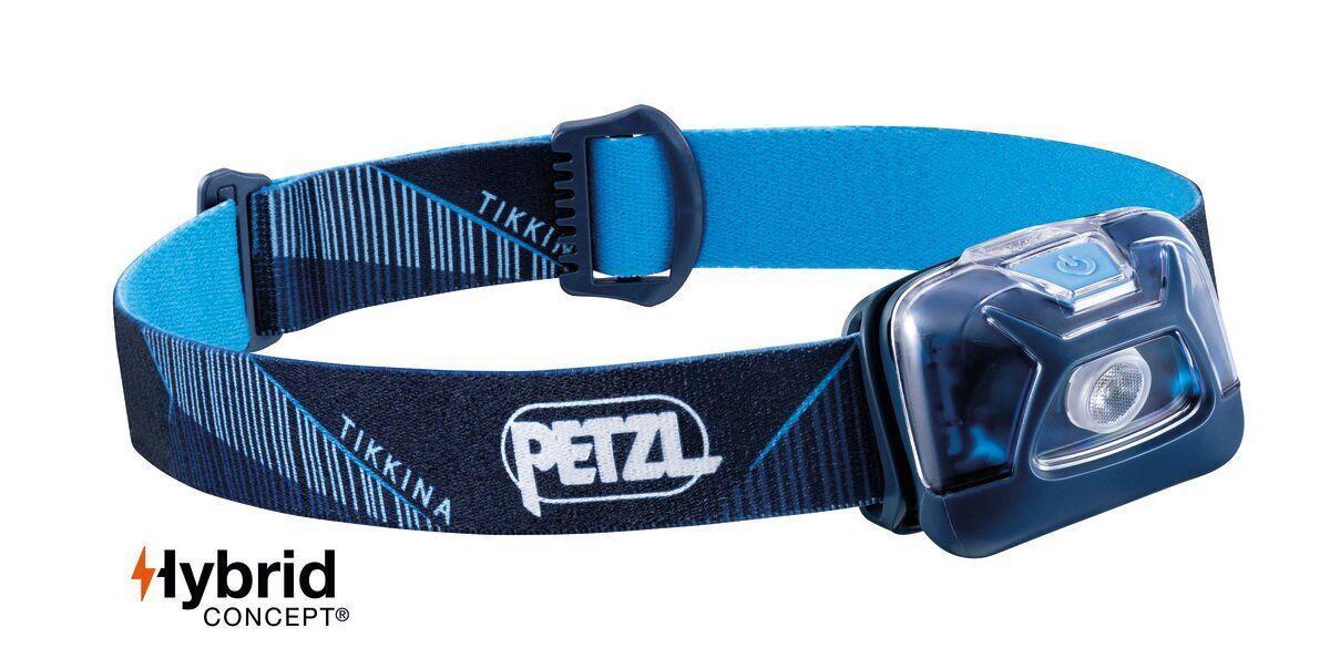 Фонарь налобный Petzl TIKKINA® blue (E091DA02)