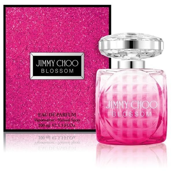 Jimmy Choo Blossom Парфюмированная вода 100 ml (Джимми Чу Блоссом) Женский Парфюм Аромат Духи Туалетная