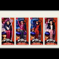 Кукла PC1006 (48шт/2) 4 вида, с аксессуарами, в коробке 15*5*33 см.