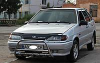 Кенгурятник с грилем (защита переднего бампера) ВАЗ 2114 (LADA)