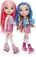 Rainbow Surprise Dolls – Rainbow Dream Or Pixie Кукла Пупси радужная или розовая Оригинал MGA Entertainment, фото 1