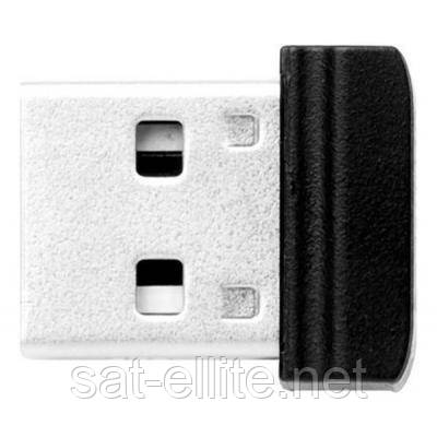 USB флеш накопитель Verbatim 16GB Store 'n' Stay Nano Black USB 2.0 (97464)