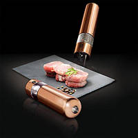 Электрические мельнички для соли и перца Berlinger Haus Metallic Line ROSE GOLD Edition BH 1905