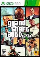 Grand Theft Auto V (GTA V) для Xbox 360