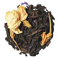 Чай черный с добавками рассыпной TEASTAR Черный  ароматом молока и цветами 500г