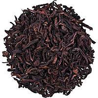 Чай пу-эр с добавками рассыпной TEASTAR Шу Пуэр  ароматом молока 500г